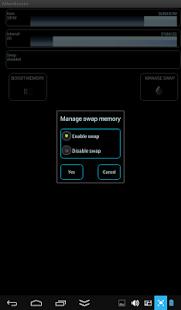 AMemoryBoost ( Swap enabler ) Ekran Görüntüsü
