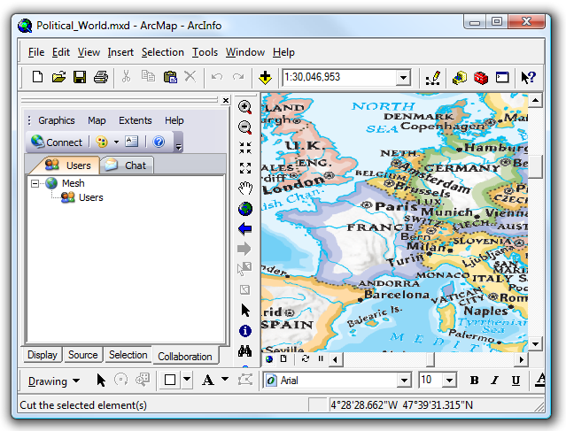G2G for ArcGIS Desktop
