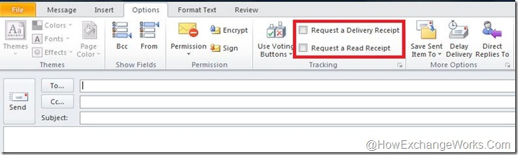 """Turn On Email """"Read Status"""" Tracking For Your Organization"""