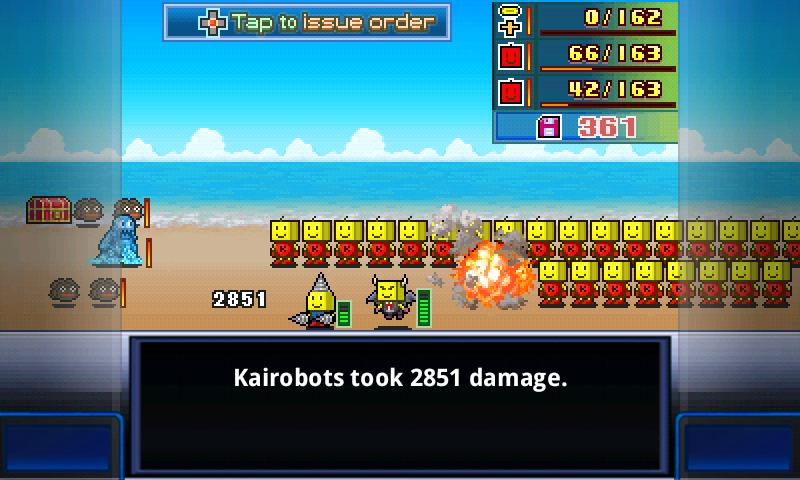 Kairobotica Lite screenshot #2