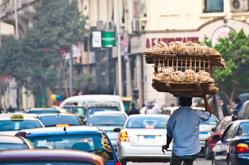 'our daily bread' • cairo, egypt    © armand thomas all rights reserved