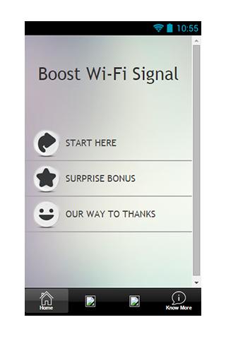Boost WI-FI Signal Guide