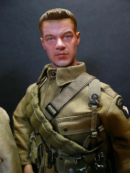 matt damon as private ryan