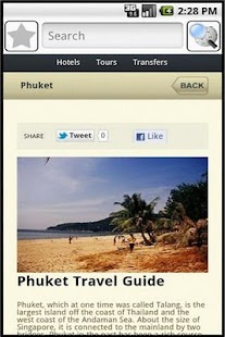 Phuket Travel Guide - screenshot thumbnail