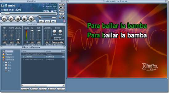 download basi karaoke gratis napoletane