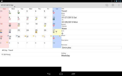 【免費生產應用App】UbiScheduler-APP點子