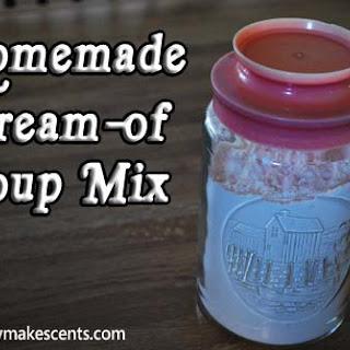 Cream-Of Soup Mix.
