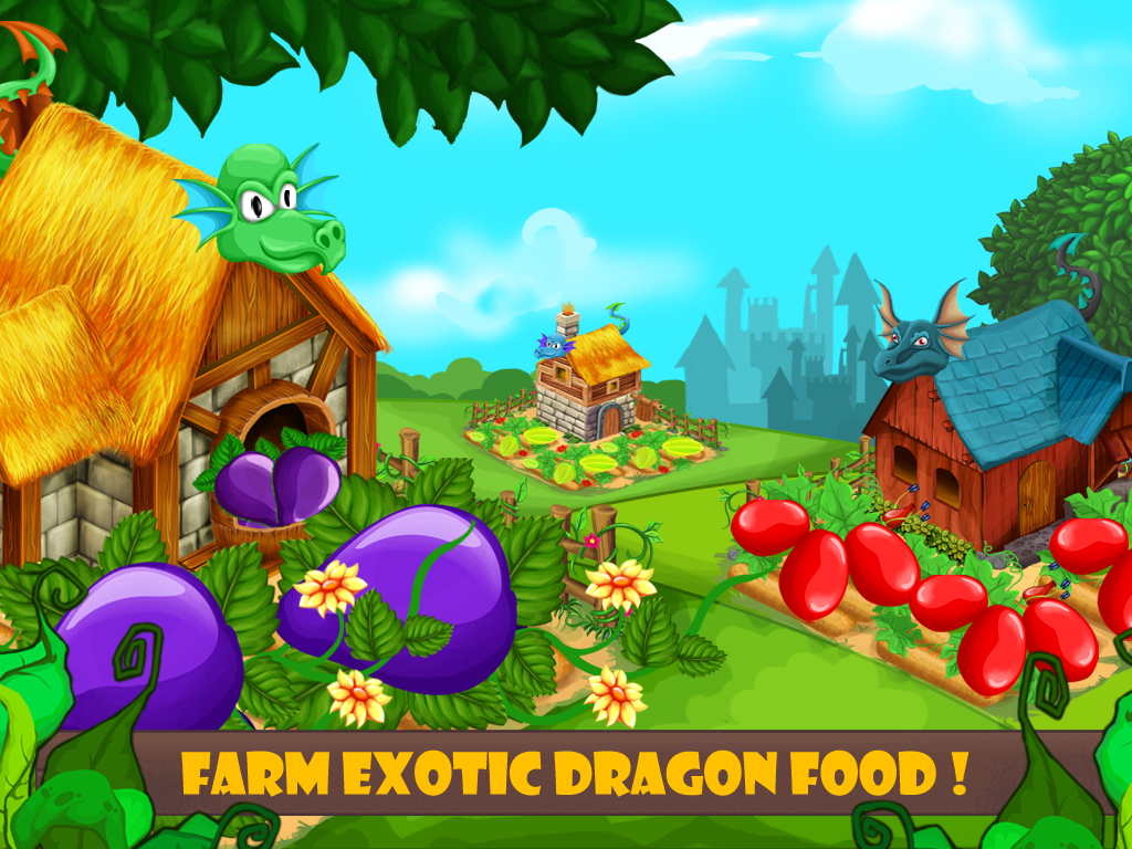 dragon castle android apps on google play