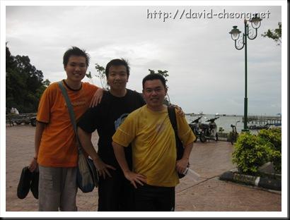 Finish our trip to Pantai Kerachut