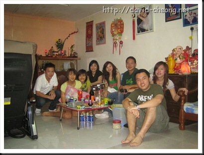 year 2008 gathering