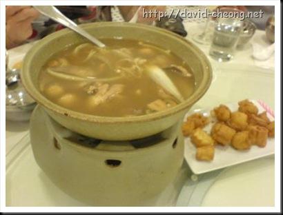 Pudu Purple Cane Tea Restaurant - 鸡骨茶