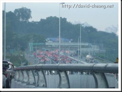 Traffic jam at MRR2