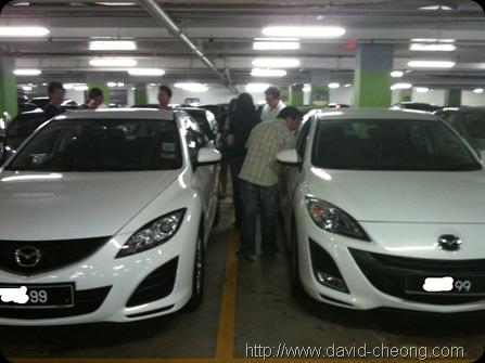 Mazda 3 + 6