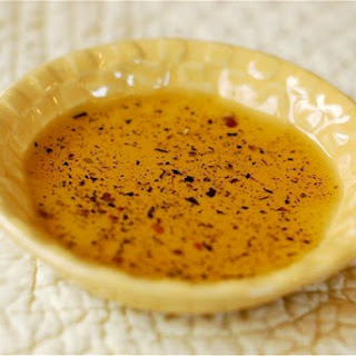 Easy Italian Herb Infused Dipping Oil