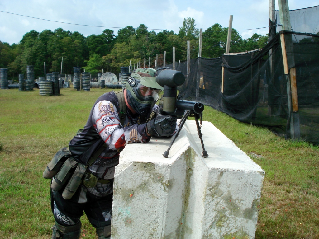 Intermediate Guide to Paintball - Jonathan's Site