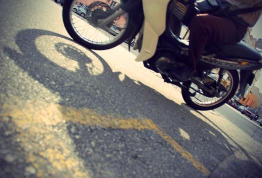 BikerShadows