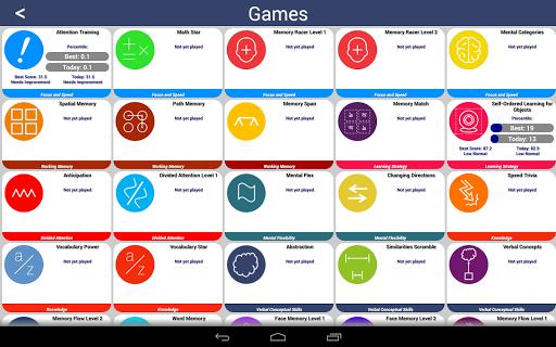 Mind Games Pro  screenshots 6