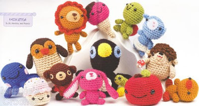 Amigurumi World picture of Amigurumi