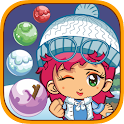 Snow Bubble Shooter -Free Game icon
