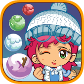 Snow Bubble Shooter -Kids Game
