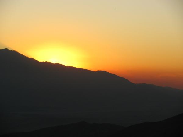 sunset closer