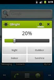 QBright- screenshot thumbnail