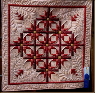 Mexican Star Quilt