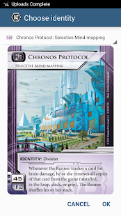 Deck Builder for Netrunner- screenshot thumbnail