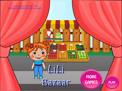 Lili Bazaar And Cashier- screenshot thumbnail