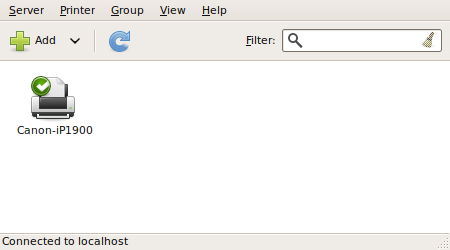 Printing%20 %20localhost Menginstall Printer di Ubuntu Melalui Jaringan LAN