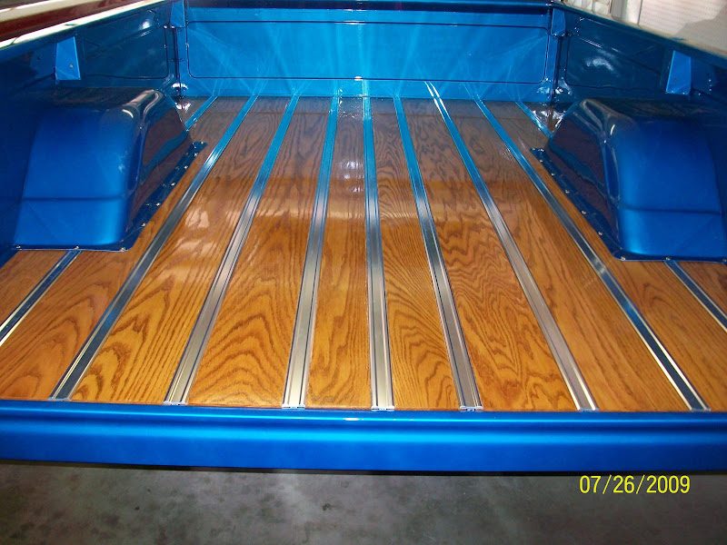 Wood Bed Ford Bronco Forum