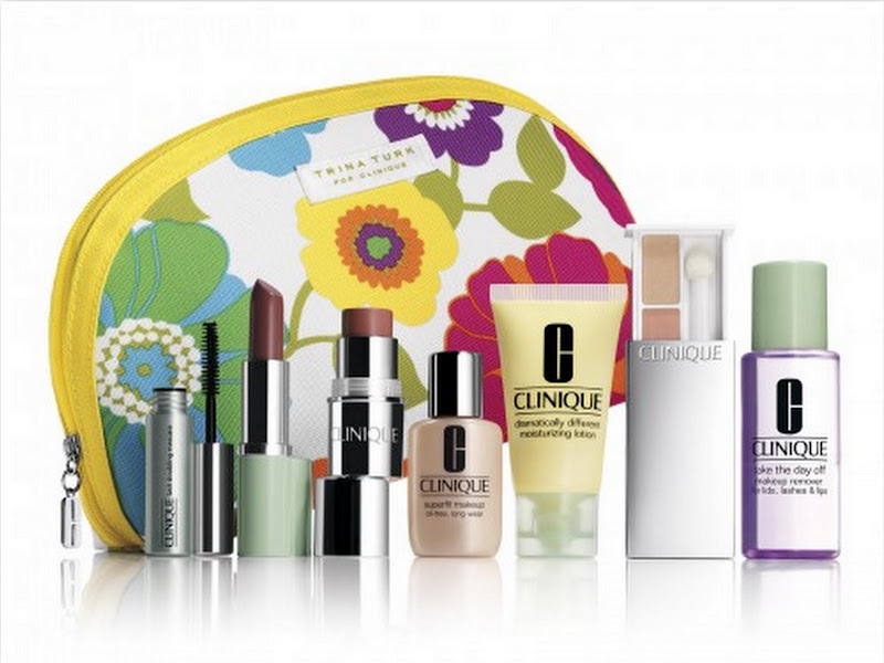 Clinique has teamed up with fashion designer Trina Turk & Nordstrom on a special gwp (gift with purchase) this summer. The Trina Turk for Clinique gift with ...