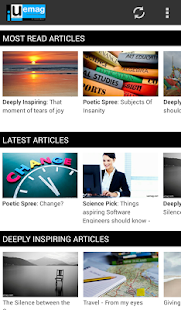 Inspiration Unlimited eMag- screenshot thumbnail