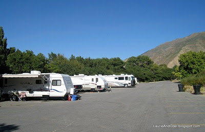 We Called It Home Canyon View Rv Park Spanish Fork Utah