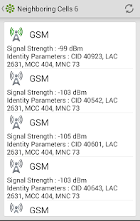 Network Signal Strength - screenshot thumbnail