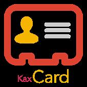 Kax Card - Introduce Yourself