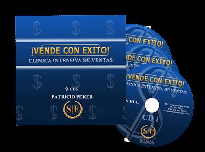 CLÍNICAS DE VENTAS, Patricio Peker [ Audioconferencias ] – Herramientas y recursos para mejorar el desempeño, motivación y resultados en las ventas