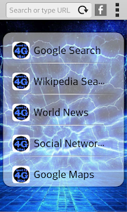 4G Speed Up Browser Mini