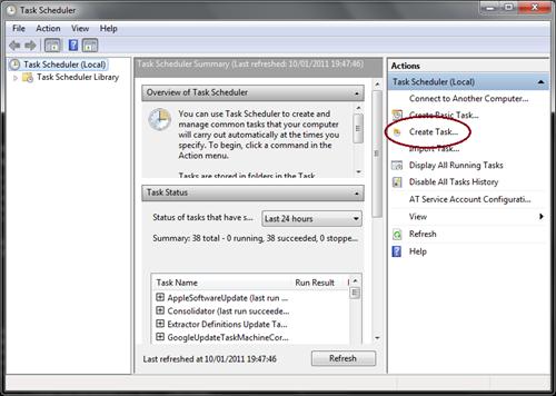 69bf6afca Running a SharePoint PowerShell script from Task Scheduler