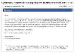 Feedback Facebook