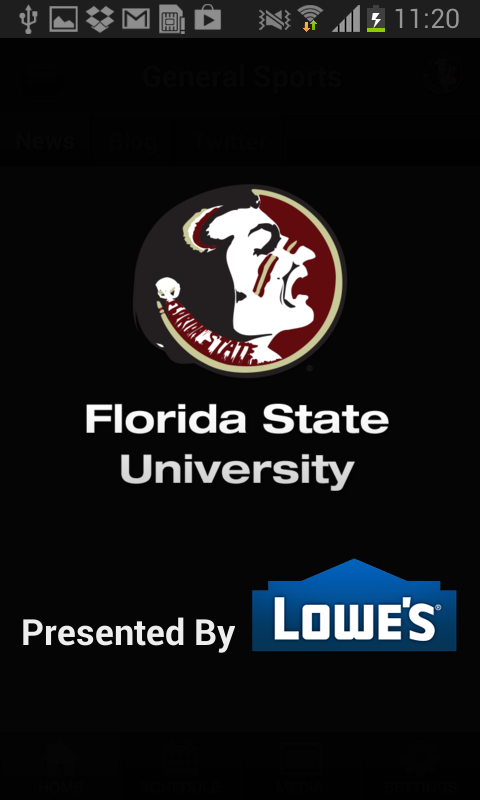 Florida State Seminoles Sports - screenshot