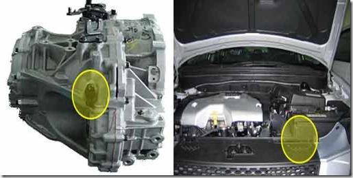 How to check output speed sensor code P0722 :: Hyundaibrid