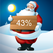 Christmas Battery Widget pro