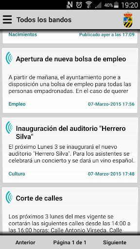 Barrado Informa