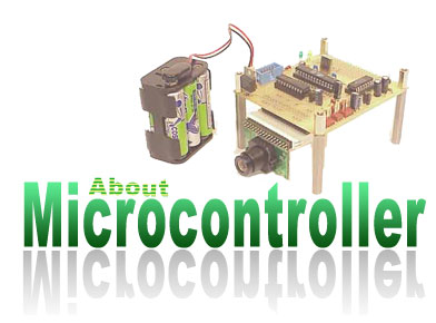 microcontroller and electronic project