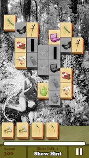 Mahjong - Fairies Dwell Free! - screenshot thumbnail