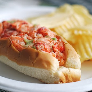 Classic Buttered Lobster Rolls Recipe