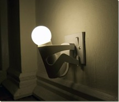 funny light