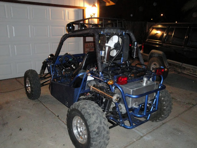 BuggyNews Buggy Forum • View topic - 09 Joyner 650 SS purchase