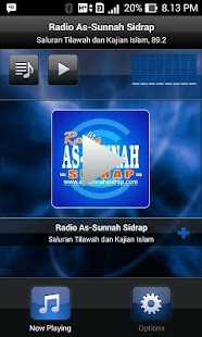 Radio As-Sunnah Sidrap- screenshot thumbnail